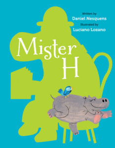 Mister H book cover