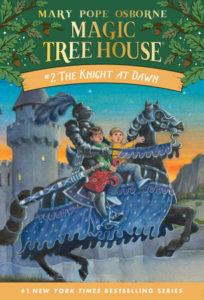 Magic Tree House cover - book 2