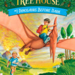 Magic tree house cover - book 1
