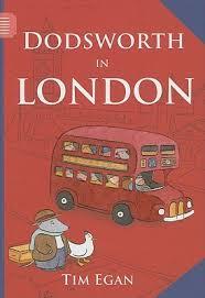 Dodsworth in London book cover