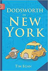Dodsworth in New York book cover: first read aloud chapter book