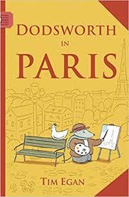 Dodsworth in Paris book cover