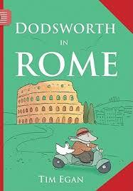 Dodsworth in Rome book cover