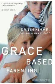 Grace based parenting book cover