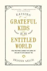 raising grateful kids book cover