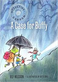 Detective Gordon is a good read aloud series for beginning readers.