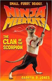 Ninja Meerkats - read aloud chapter book
