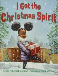 I Got the Christmas Spirit - best Christmas picture books not about Jesus