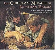 The Christmas Miracle of Jonathan Toomey - the best Christmas picture books not about Jesus