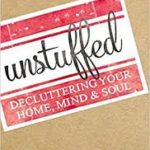 Unstuffed Cover - One of the best books about minimalism