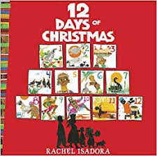 12 Days of Christmas - picture books about Christmas around the world
