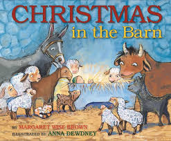 Christmas in the Barn - the best Christmas picture books about Jesus