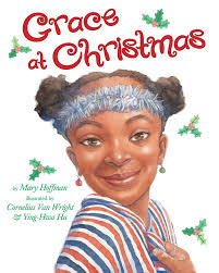 Grace at Christmas - picture books about Christmas around the world