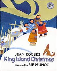 King Island Christmas - best picture books about Christmas around the world