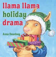 Llama Llama Holiday Drama - secular Christmas picture books