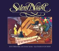 Silent Night - picture books about Christmas around the world