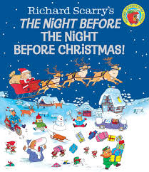 The Night Before the Night Before Christmas - secular Christmas picture books