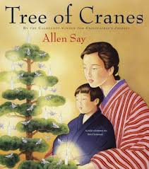 Tree of Cranes - picture books about Christmas around the world