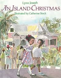 An Island Christmas - picture books about Christmas around the world