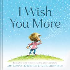 I wish you more book cover