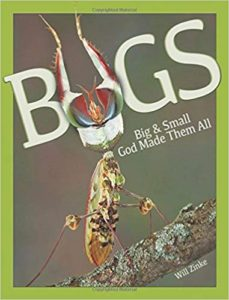 christian books about bugs