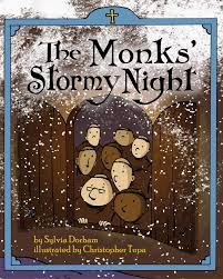 picture books about monks