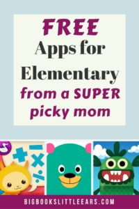 Best Free Apps for Elementary Kids