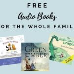 FREE audiobooks for the family