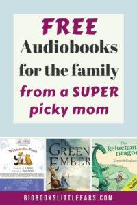 FREE audiobooks for kids