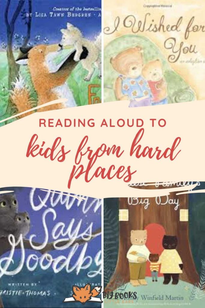Reading aloud picture books for foster kids doesn't have to be horrible! Use these 6 super easy to implement tips to be more trauma informed, and have success reading aloud to kids from hard places.
