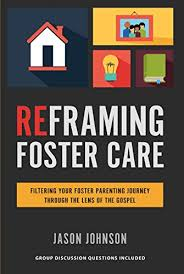 Jason Johnson book about foster care