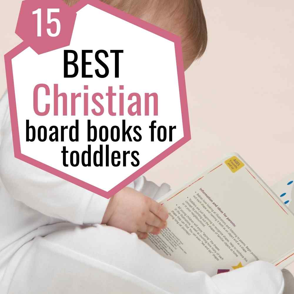 15 BEST Christian Board Books