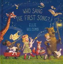 Who sang the first song Christian board book