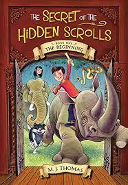 Secret of the hidden scrolls - Christian books like Magic Tree House