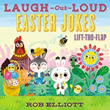 non religious Easter picture book for elementary cover