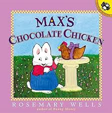Max and Ruby Easter picture book