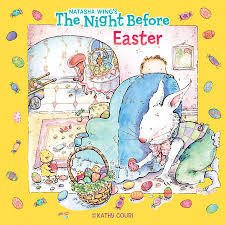 non religious Easter picture book for preschoolers