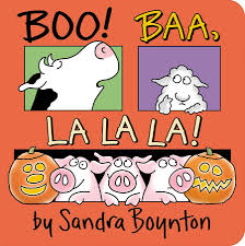 Halloween board book new for 2021