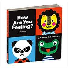 How are you Feeling board book cover, new February 2021
