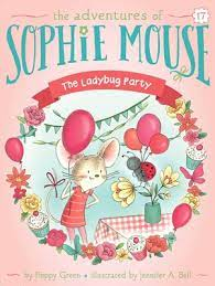 Sophie mouse read aloud chapter book cover